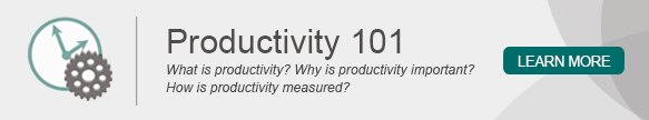 Learn more about productivity.